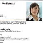 Magyar nyelvű önéletrajz minta – Ellenőrző listával