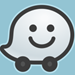 Waze applikáció
