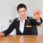 Ügyvéd nő