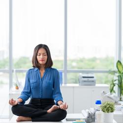 A meditáció hatása a karrieredre