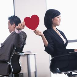 Munkavállaló randi a munkahelyen