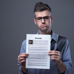 5 hiba, ami tönkreteheti az életrajzodat