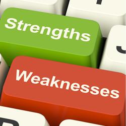 Állásinterjúkérdés a gyengeségeidről, erősségeidről