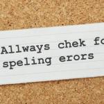 Hibák angol nyelvű önéletrajzokban