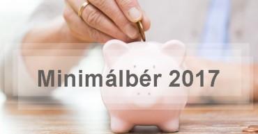 2017. évi minimálbér – mennyivel fogunk többet keresni jövőre?