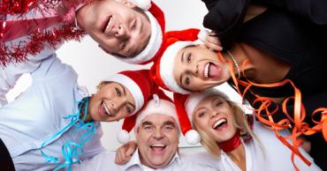 A céges karácsonyi partik hatása a karrieredre