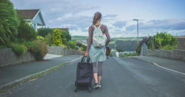 Hazatérés külföldről
