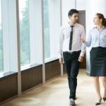 Nyári viselet a munkahelyen