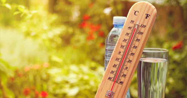 Mire figyeljünk a nagy melegben?
