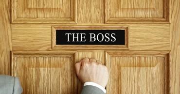 Hogyan állj ki a főnököd elé?