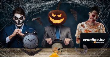 10 ijesztő halloweeni munka