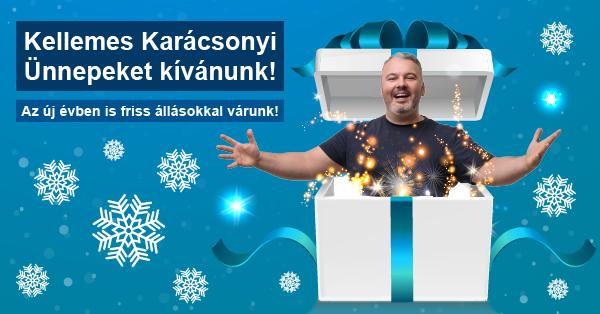 Kellemes Karácsonyi Ünnepeket kíván a Cvonline.hu!