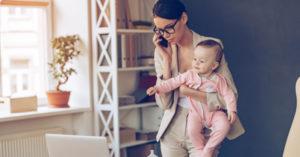 A dolgozó anyák helyzete
