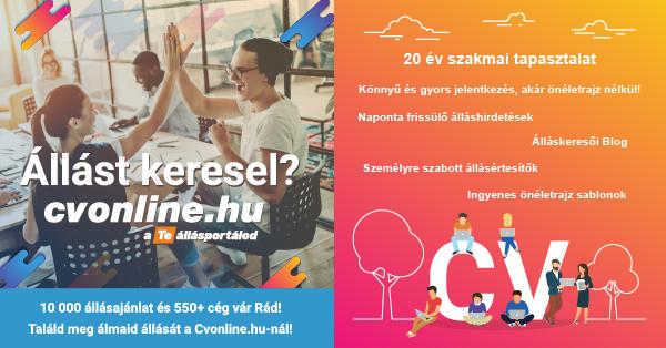 Állásbörze-szezon 2019 ősz – Itt találkozhatsz velünk!