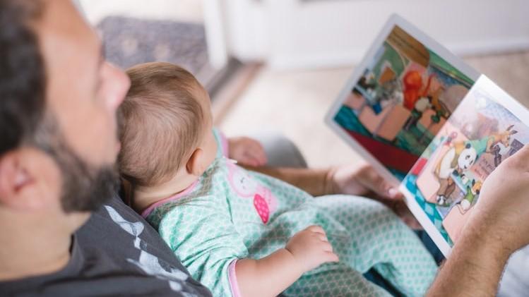 Apák GYES-en – itthon és külföldön