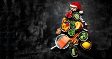 Egészséges ételek munka mellett karácsonyra