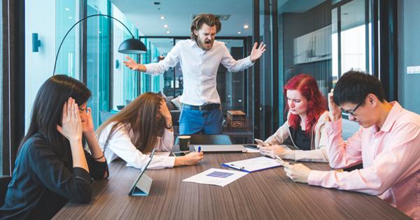 Hogyan kezeld a konfliktusokat a munkahelyen?