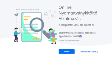 Online Nyomtatványkitöltő Alkalmazás – mi ez, és hogyan használd?