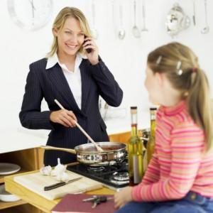A dolgozó anyák egészségesebbek